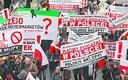 Handlowcy protestują przeciw podatkowi