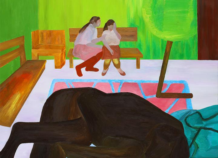 Konsekwentnie budowana kolekcja tozapis ostatnich 20lat historii sztuki