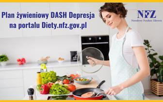 Dieta na depresję: nowa propozycja NFZ