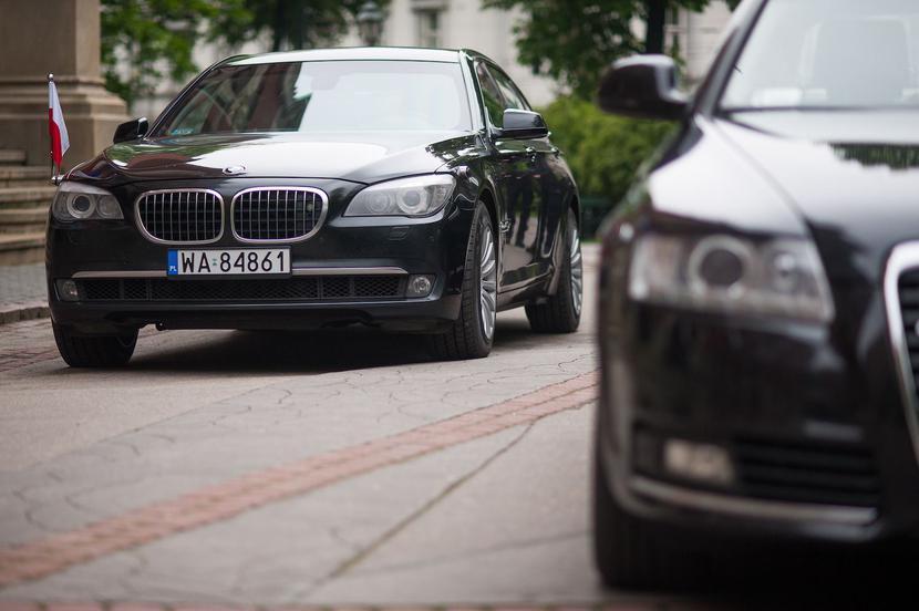 Limuzyna prezydencka BMW