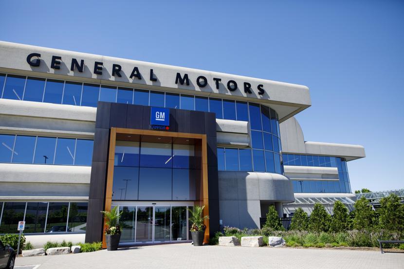 General Motors (GM)Fot. Bloomberg
