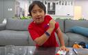 Dziewięciolatek najlepiej zarabiającą gwiazdą YouTube'a