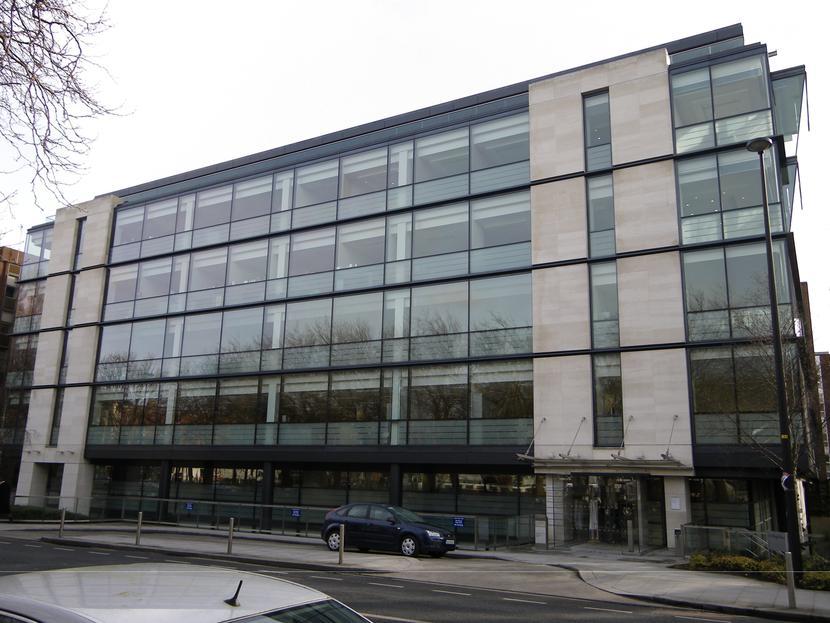 Siedziba Bank of Ireland w Dublinie