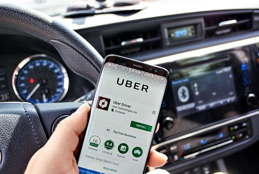 Uber fot. AdobeStock