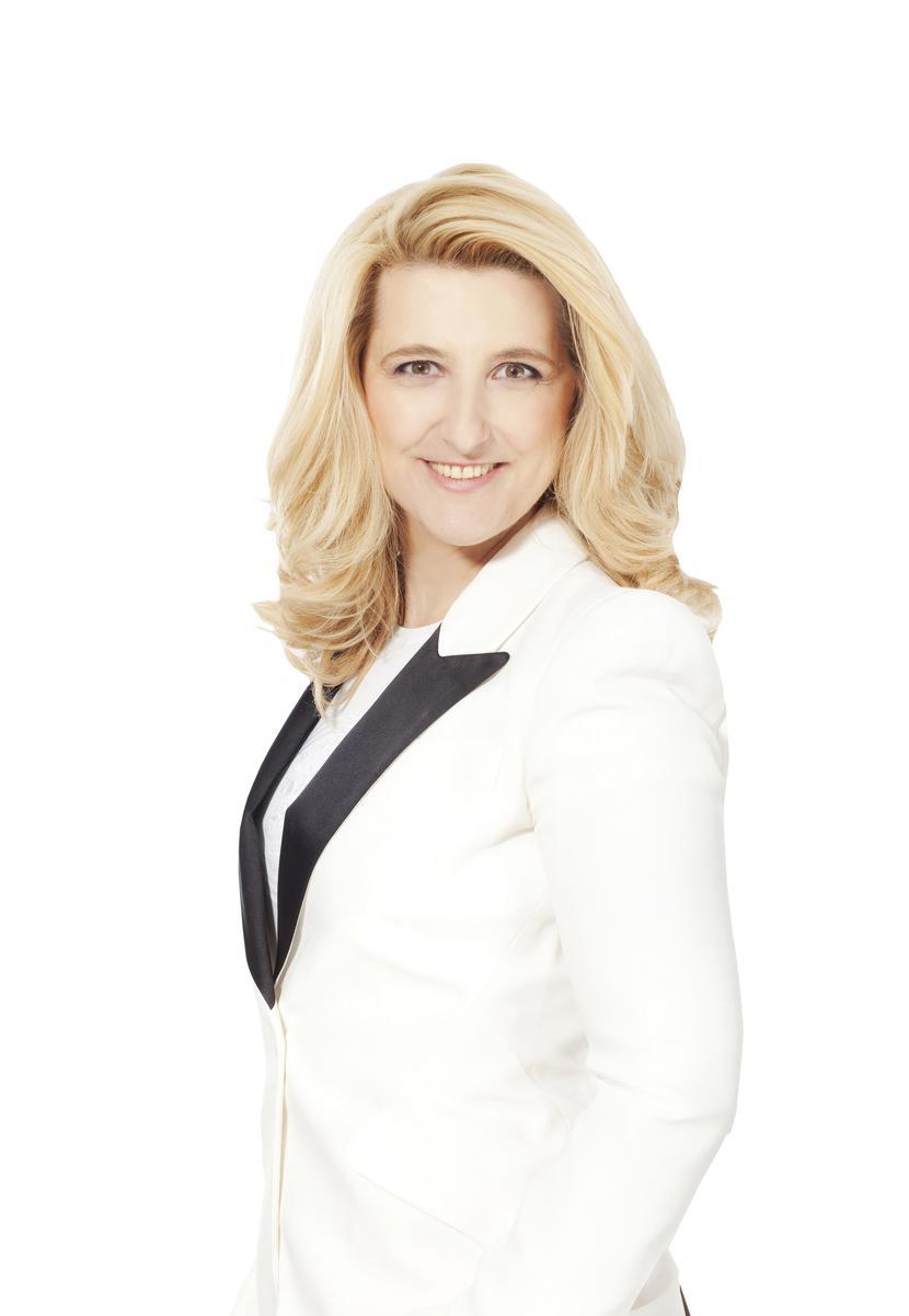 Grażyna Piotrowska-Oliwa, inwestor, była prezes m.in. Virgin Mobile Polska