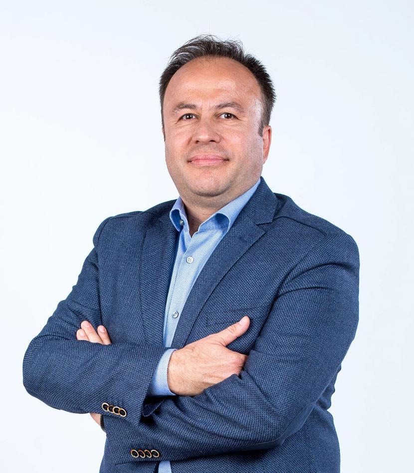 Oguz Kose, dyrektor operacyjny fabryk JTI Polska w Starym Gostkowie
