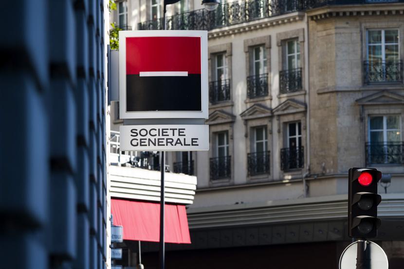 Societe Generale Fot. Bloomberg