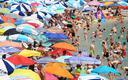 Na wakacje pojedzie o 300 tys. więcej Polaków
