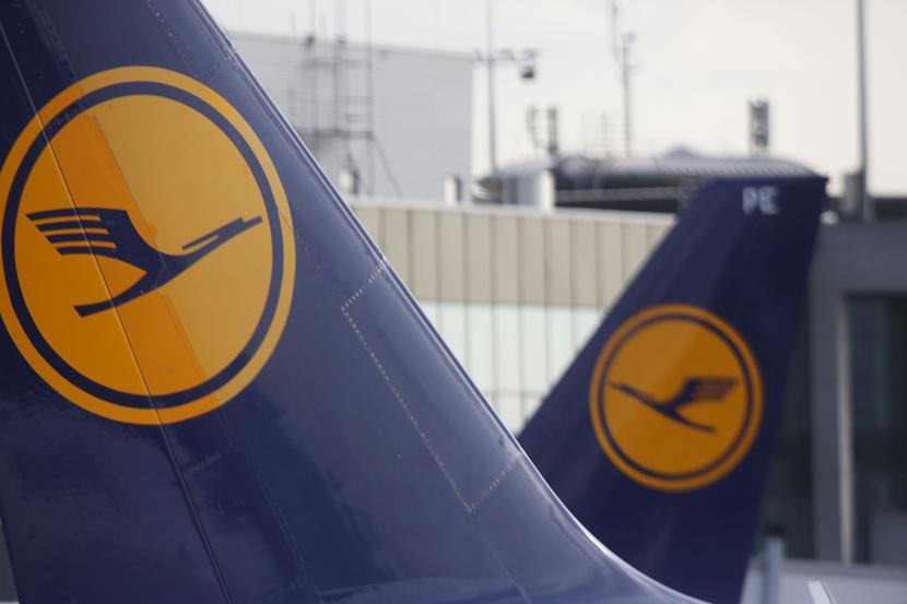 Lufthansa Fot. Bloomberg