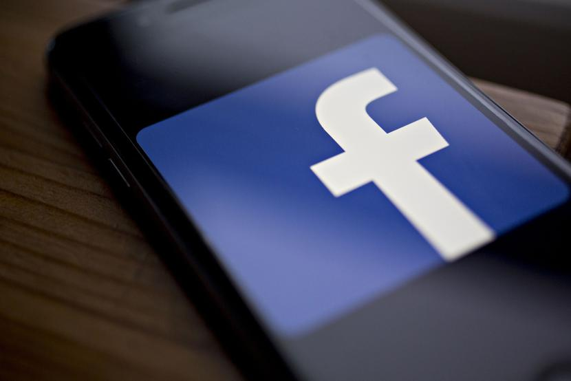 Facebook (28.01.2021) fot. Bloomberg