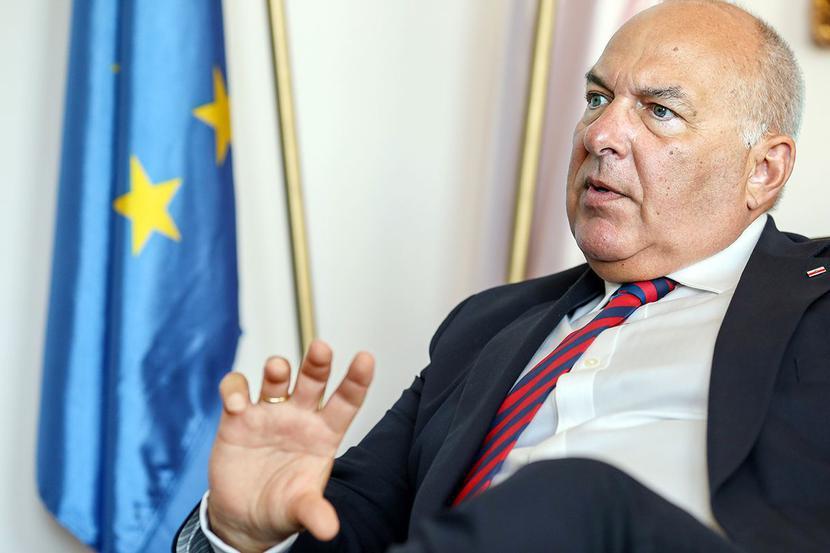 Tadeusz Kościński, minister finansów, fot. Marek Wiśniewski