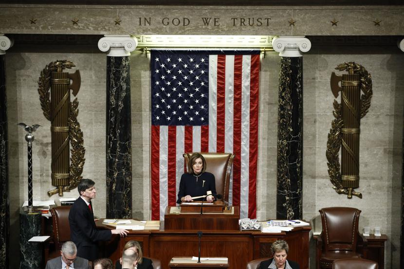 Nancy Pelosi, Przewodnicząca Izby Reprezentantów USA