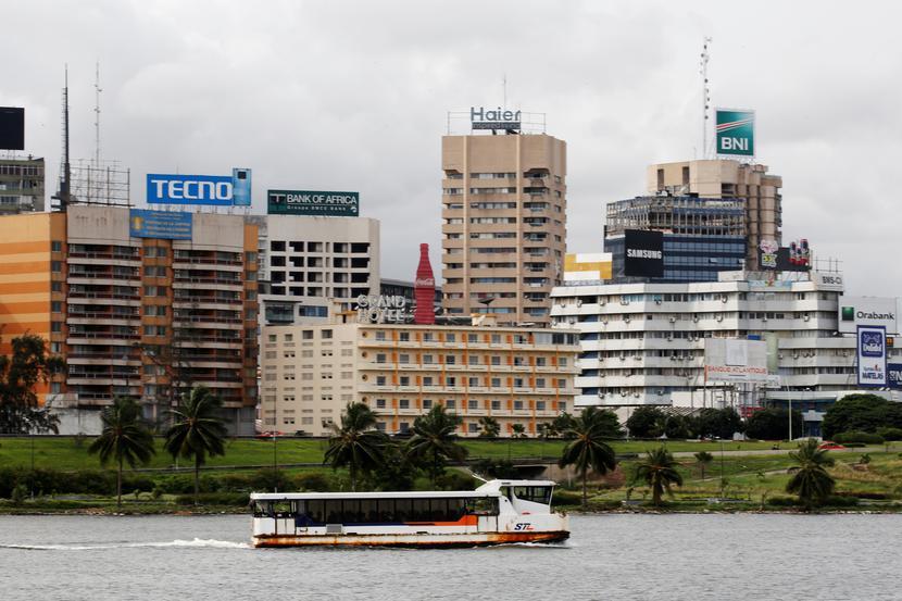 Abidżan, Wybrzeże Kości Słoniowej