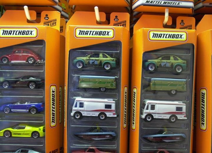 Matchbox też zaoferuje auta elektryczne