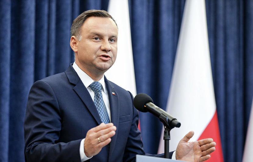 Andrzej Duda, fot. KACPER PEMPEL/REUTERS/FORUM