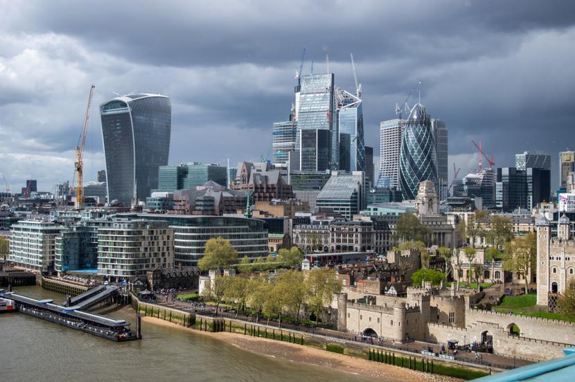 Londyn, dzielnica finansowa City of London