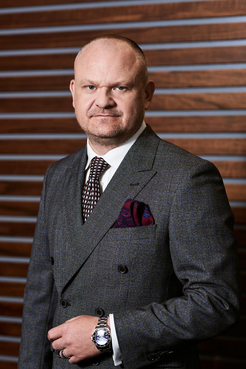 Radosław Jakociuk, wiceprezes VRG