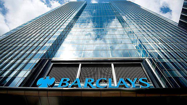 Siedziba Barclays w Wielkiej Brytanii
