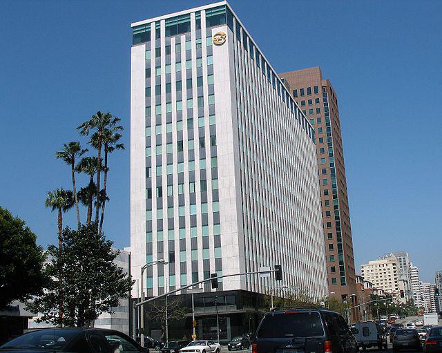 Siedziba Occidental Petroleum Corporation w Westwood