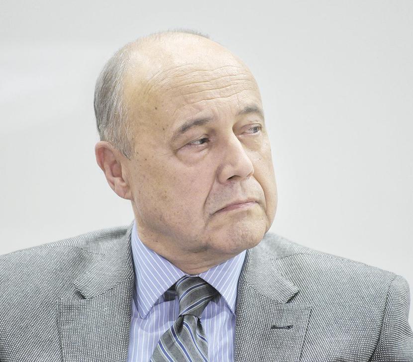 Dr hab. n. med. Mieczysław Szalecki, kierownik Kliniki Endokrynologii i Diabetologii w IP-CZD w Warszawie, prof. nadzw. UJK w Kielcach