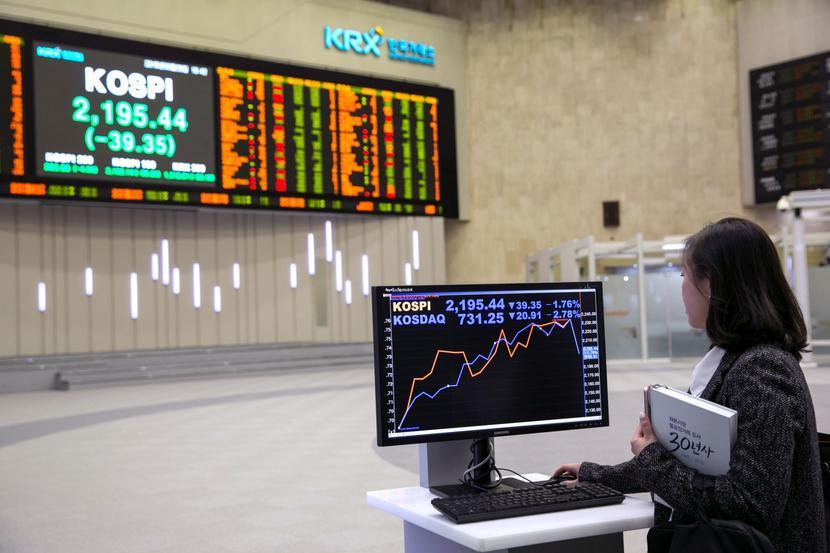 Giełda w Seulu (Korea Exchange)