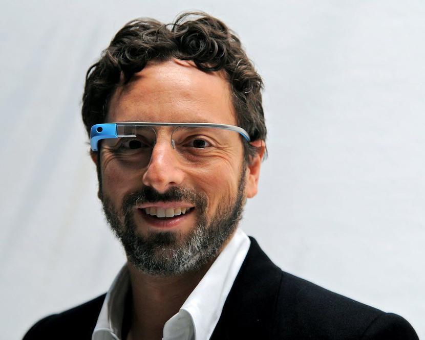 Sergiej Brin, fot. Bloomberg