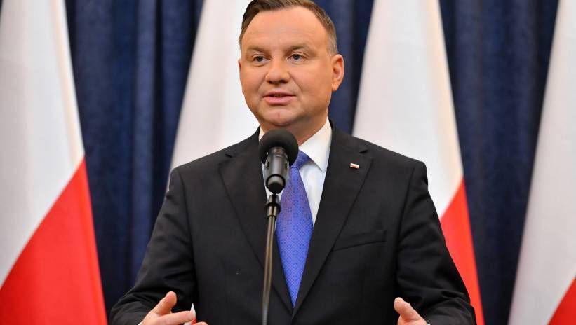Andrzej Duda, fot. PAP/Piotr Nowak