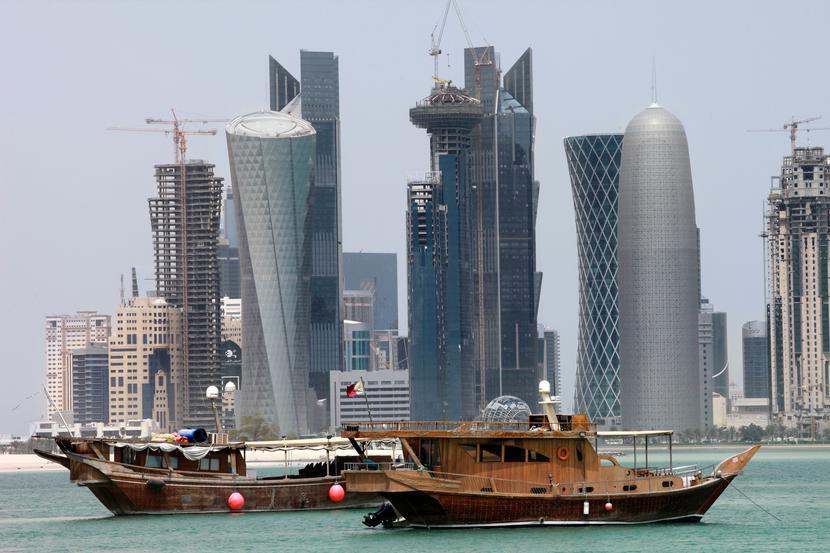 Katar, stolica Doha