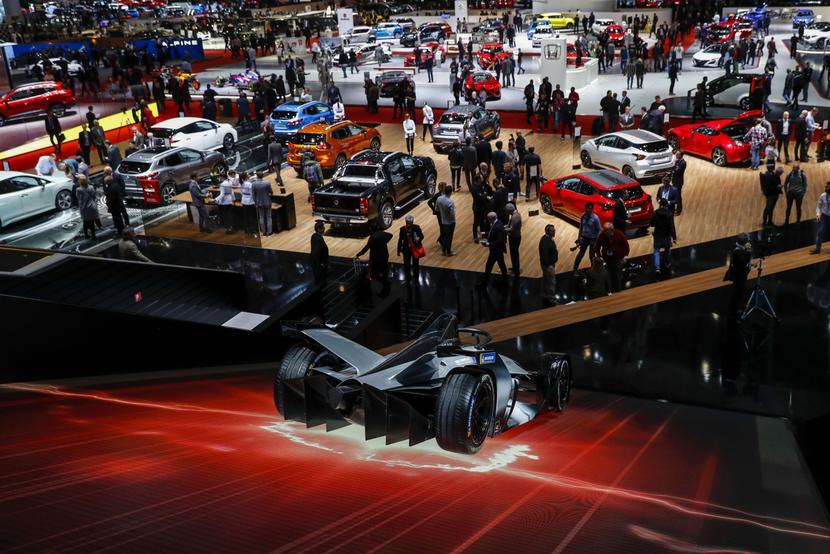 Międzynarodowy Salon Samochodowy w Genewie