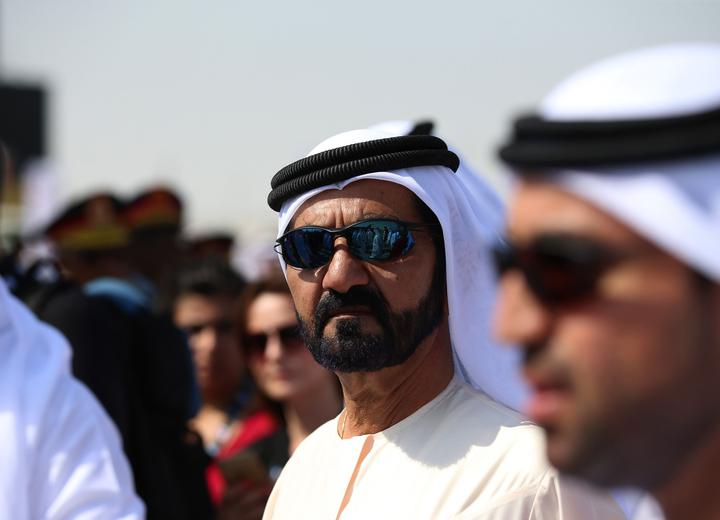 Szejk Dubaju mawięcej posiadłości wWielkiej Brytanii niż królowa