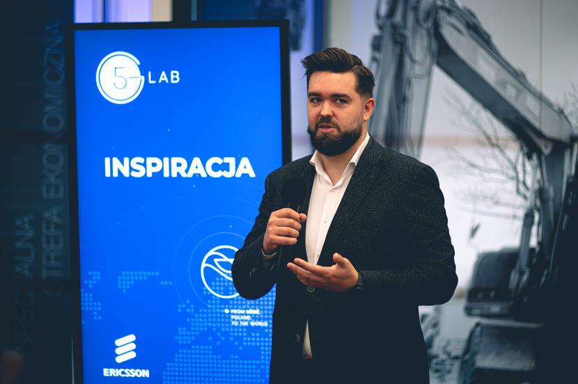 Marcin Sugak, dyrektor ds. rozwoju, Ericsson